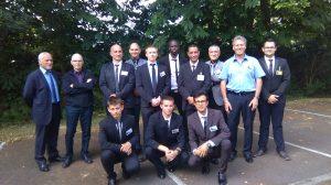 Agents de sécurité CQP APS Formation